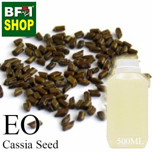 Essential Oil - Cassia Seed - 500ml