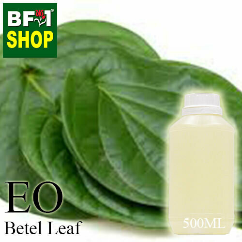 Essential Oil - Betel Leaf ( Daun Sireh ) - 500ml