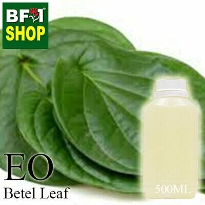 Essential Oil - Betel Leaf ( Daun Sireh ) - 500ml
