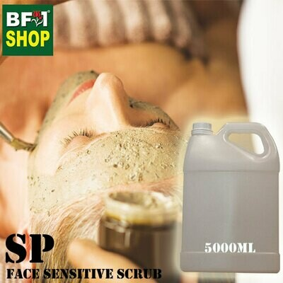 SP - Face Sensitive Scrub - 5000ml