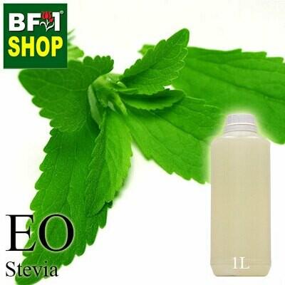 Essential Oil -  Stevia ( Stevia Rebaudiana ) - 1L
