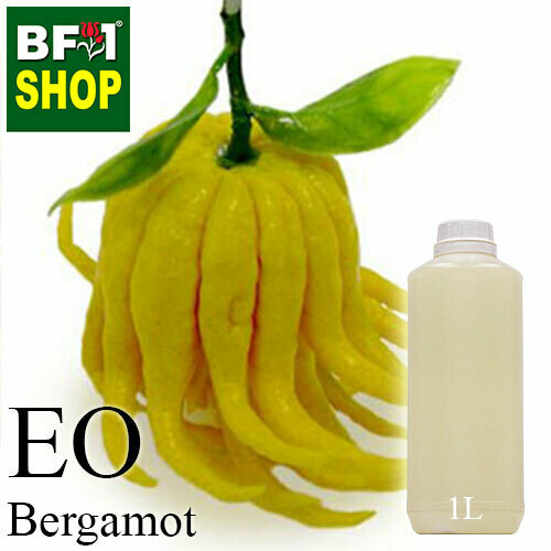 Essential Oil - Bergamot - 1L