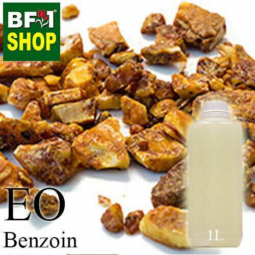 Essential Oil - Benzoin - 1L