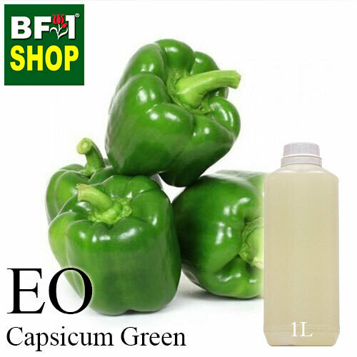 Essential Oil - Capsicum Green - 1L