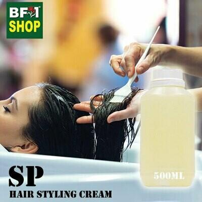 SP - Hair Styling Cream - Soft Hold - 500ml