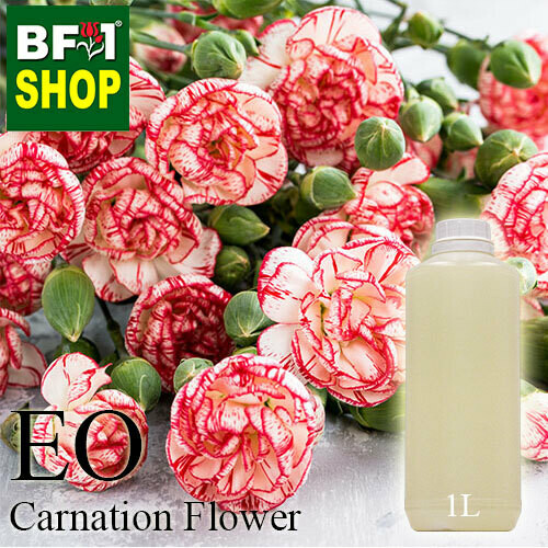 Essential Oil - Carnation Flower - 1L