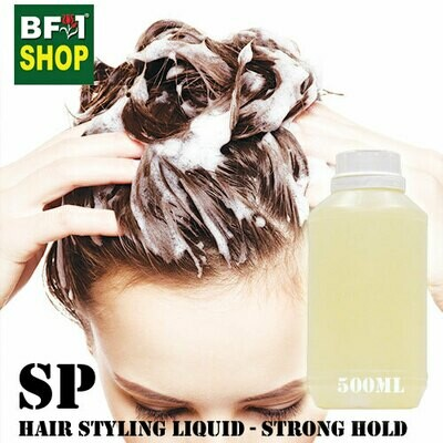SP - Hair Styling Liquid - Strong Hold - 500ml