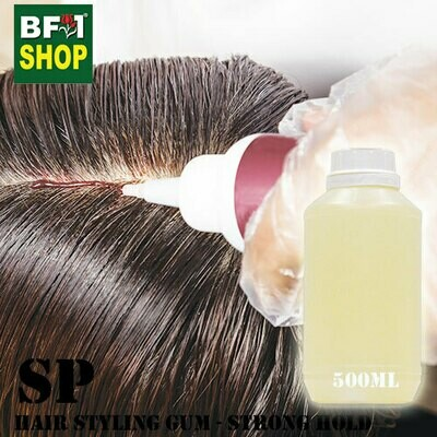 SP - Hair Styling Gum - Strong Hold - 500ml