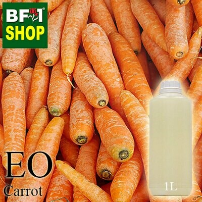 Essential Oil - Carrot - 1L