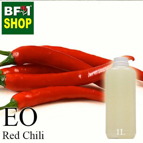 Essential Oil - Chili - Red Chili - 1L