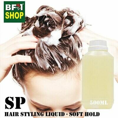 SP - Hair Styling Liquid - Soft Hold - 500ml