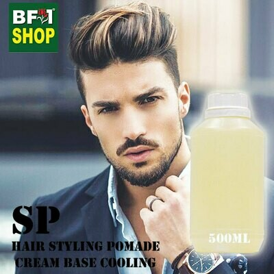 SP - Hair Styling Pomade - Cream Base Cooling - 500ml
