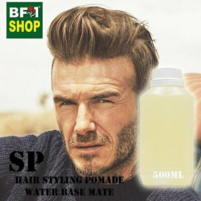 SP - Hair Styling Pomade - Water Base Mate - 500ml