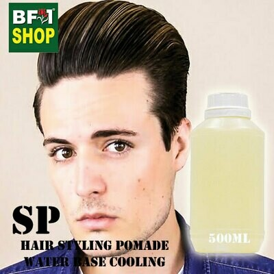 SP - Hair Styling Pomade - Water Base Cooling - 500ml