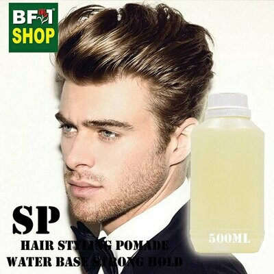 SP - Hair Styling Pomade - Water Base Strong Hold - 500ml
