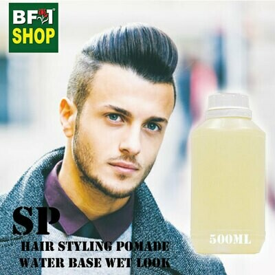 SP - Hair Styling Pomade - Water Base Wet Look - 500ml