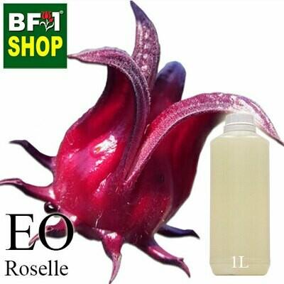 Essential Oil -  Roselle Flower - 1L