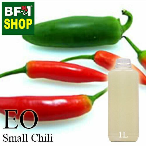 Essential Oil - Chili - Small Chili - 1L