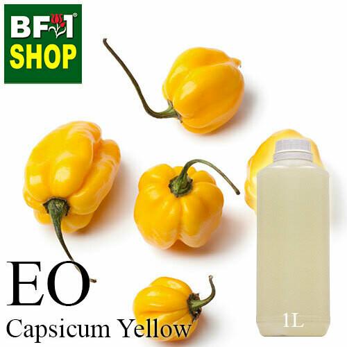 Essential Oil - Capsicum Yellow - 1L