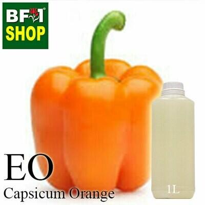 Essential Oil - Capsicum Orange - 1L