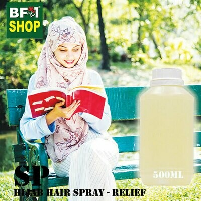 SP - Hijab Hair Spray - Relief - 500ml