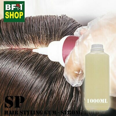 SP - Hair Styling Gum - Strong Hold - 1000ml