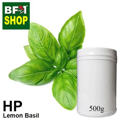 Herbal Powder - Basil - Lemon Basil Herbal Powder- 500g