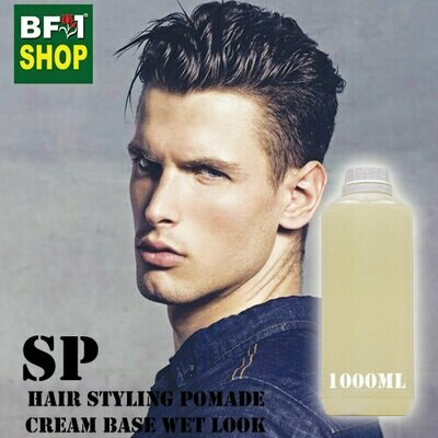 SP - Hair Styling Pomade - Cream Base Wet Look - 1000ml