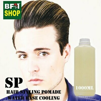 SP - Hair Styling Pomade - Water Base Cooling - 1000ml