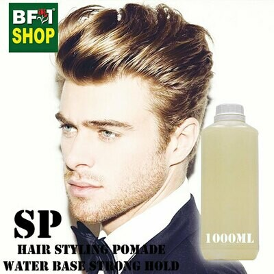 SP - Hair Styling Pomade - Water Base Strong Hold - 1000ml