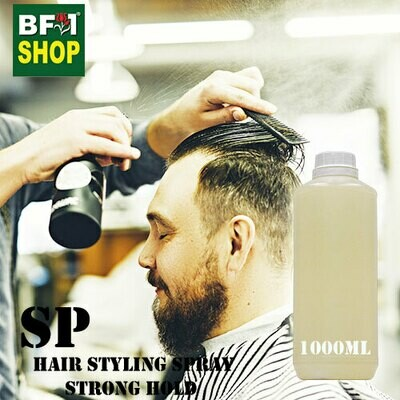 SP - Hair Styling Spray - Strong Hold- 1000ml