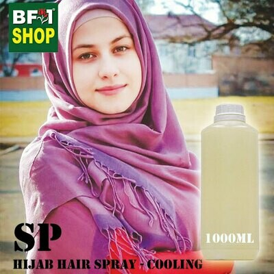 SP - Hijab Hair Spray - Cooling - 1000ml