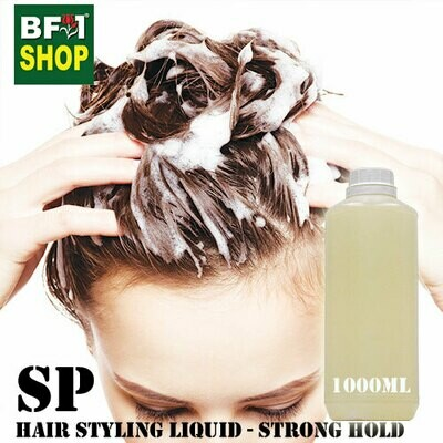 SP - Hair Styling Liquid - Strong Hold - 1000ml