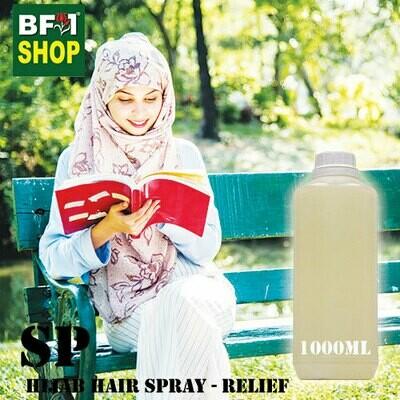 SP - Hijab Hair Spray - Relief - 1000ml