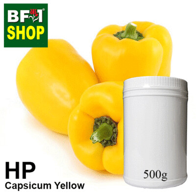 Herbal Powder - Capsicum Yellow Herbal Powder - 500g