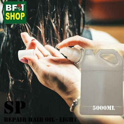 SP - Repair Hair Oil - Light - 5000ml