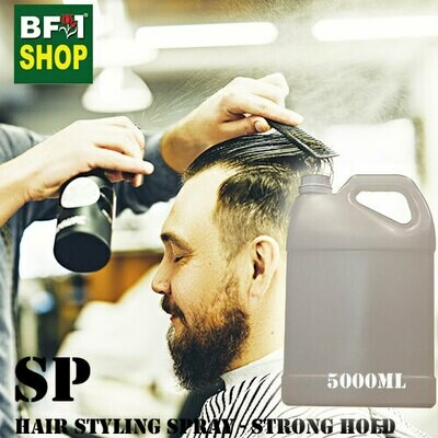 SP - Hair Styling Wax - Strong Hold - 5000ml