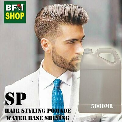 SP - Hair Styling Pomade - Water Base Strong Hold - 5000ml