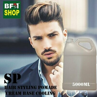 SP - Hair Styling Pomade - Cream Base Cooling - 5000ml