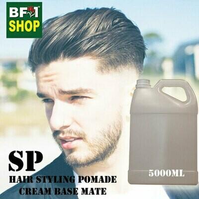 SP - Hair Styling Pomade - Cream Base Mate - 5000ml
