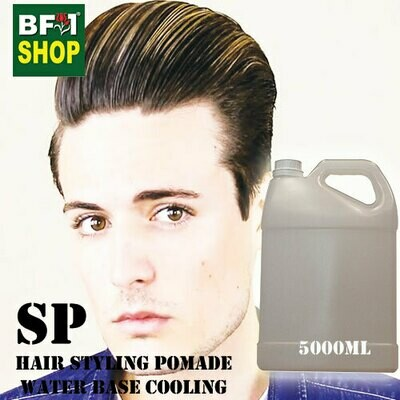 SP - Hair Styling Pomade - Water Base Mate - 5000ml