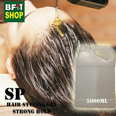 SP - Hair Styling Gel - Strong Hold - 5000ml