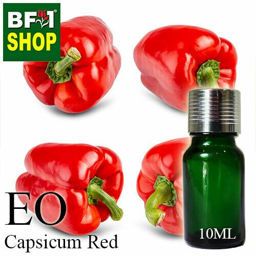 Essential Oil - Capsicum Red - 10ml