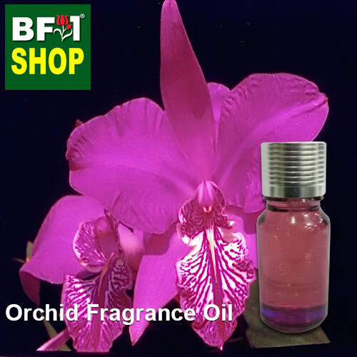 Orchid Fragrance Oil-Flor de Mayo (Mayflower orchid) > Laelia majalis (speciosa)-10ml