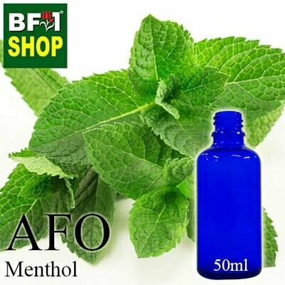 AFO - Menthol Aromatic Fragrance Oil - 50ml