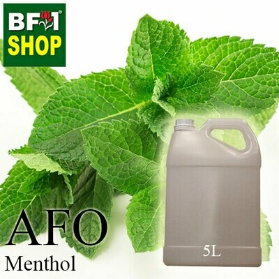 AFO - Menthol Aromatic Fragrance Oil - 5L