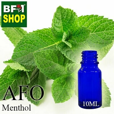 AFO - Menthol Aromatic Fragrance Oil - 10ml