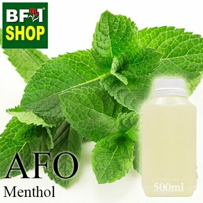AFO - Menthol Aromatic Fragrance Oil - 500ml
