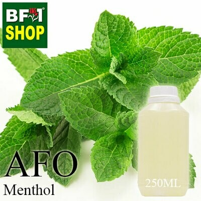 AFO - Menthol Aromatic Fragrance Oil - 250ml