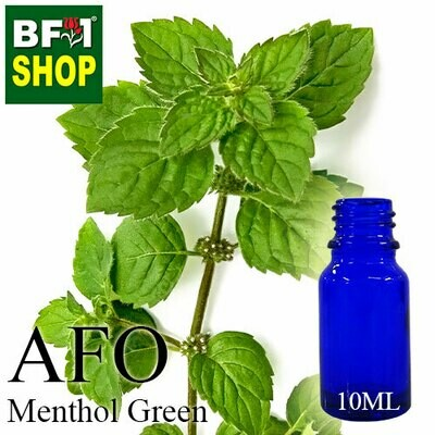 AFO - Menthol Green Aromatic Fragrance Oil - 10ml